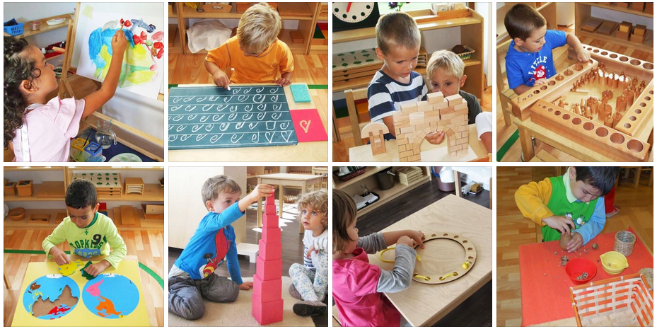 Echilibria Montessori Education